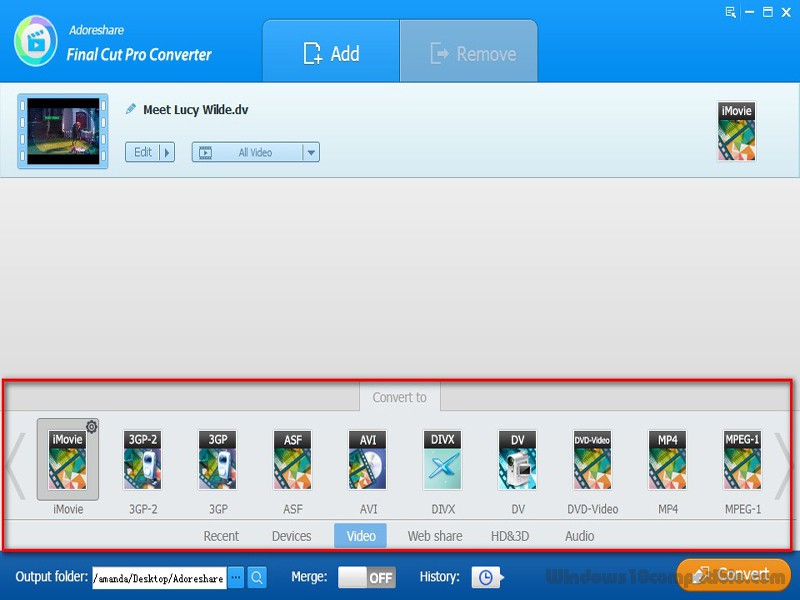 video download converter version 1.0.0.0